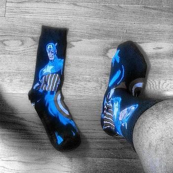 marvelous Socks  by Leon Nayshun
