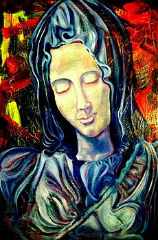 Mary 1 by Barbara Leavitt