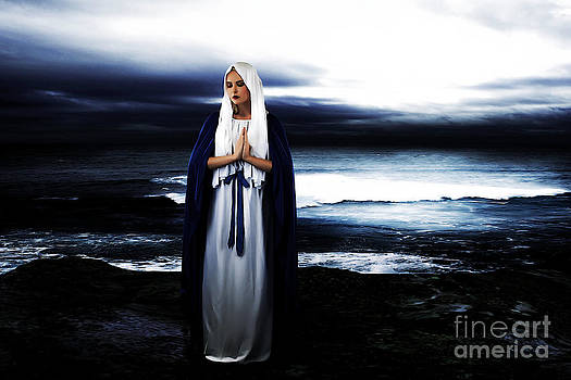 Mary by the Sea by Cinema Photography