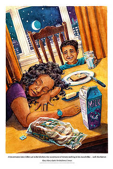 Mary Mary Quite On Bedtime Crimes by David Condry