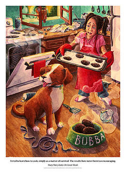Mary Mary Quite On Great Meals by David Condry