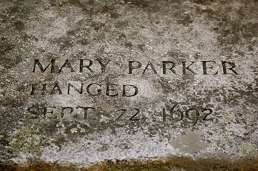 Sherlyn Morefield Gregg - Mary Parker Memorial