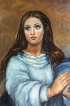 Terry Sita - Mary