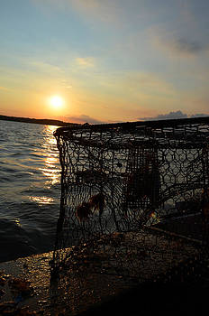 Maryland Crabber's Horizon by La Dolce Vita