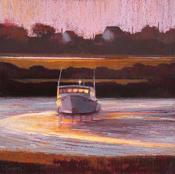 Mary's Morning by Christine Bodnar