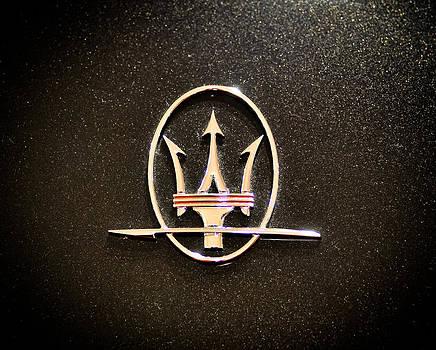 Ronda Broatch - Maserati Logo