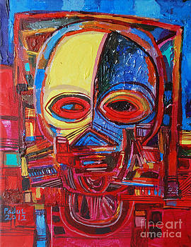 Mask 24 by Mohamed Fadul