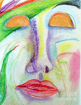 Mask by Marlene Robbins