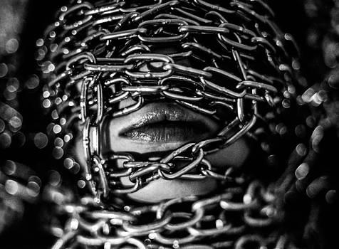 Mask no.2 by Anthony Licari