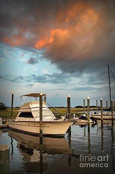Masonboro Sunset #2 by Phil Mancuso