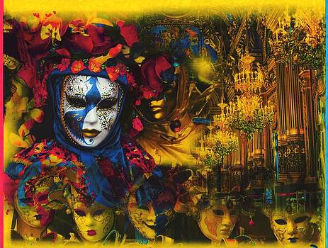 Masquerade 2 by Anthony Whelihan