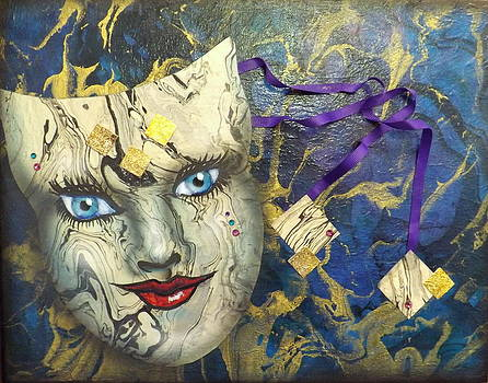 Masquerade Blues by Darren Robinson