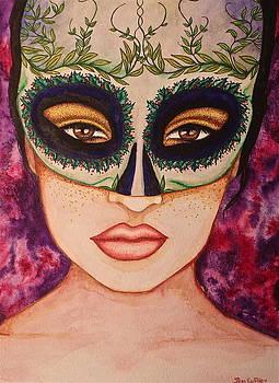 Masquerade by Jen Coffey
