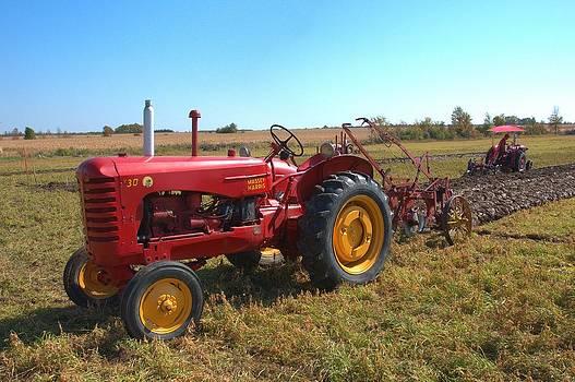 Valerie Kirkwood - Massey Harris 30 Tractor