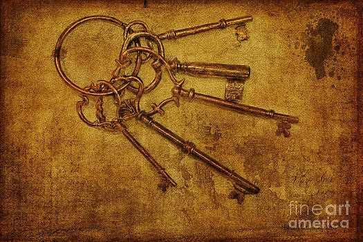 Master Keys by Linda Blair