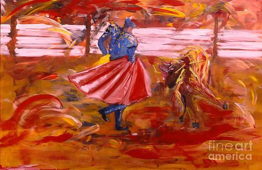 Matador by Mounir Mounir