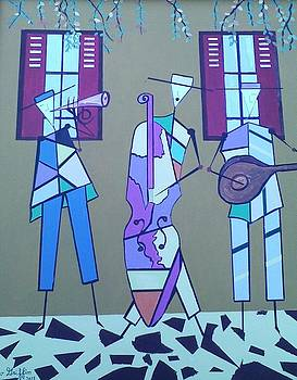 Matadores of Music lll by Lew Griffin