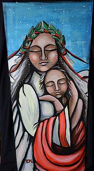 Maternal bond  by Tania Mikits