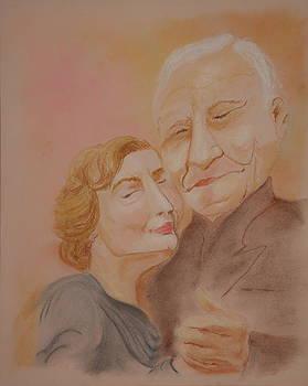 Matilde y Sergio by Jocelyn Paine