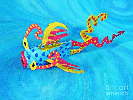 Sarah Loft - Matisse the Fish