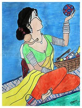 Matritwa - 4 by Shachi Srivastava