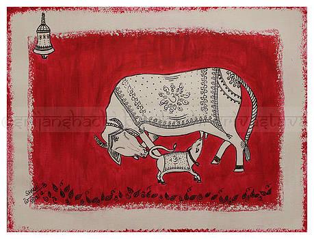 Matritwa-6 by Shachi Srivastava