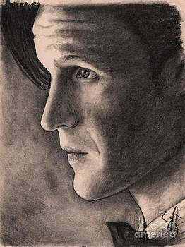 Matt Smith by Rosalinda Markle