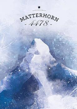 Matterhorn by Randoms Print