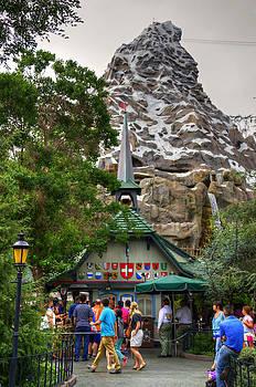 Ricky Barnard - Matterhorn