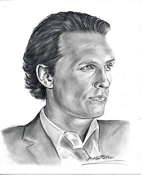 Barb Baker - Matthew McConaughey