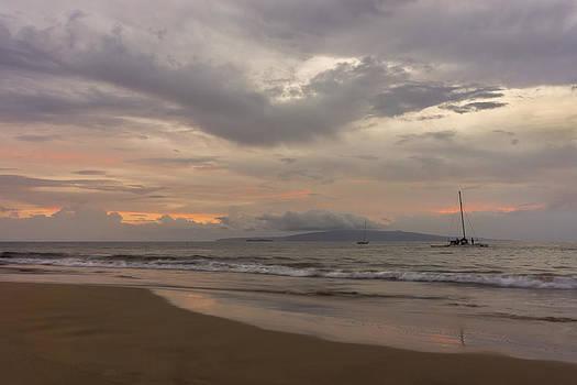 Maui Beach by Francesco Emanuele Carucci