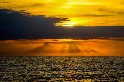 Maui Captures the Sun 2 by Jonica Hall