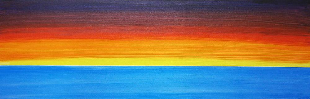 Maui Sunset by Drew Shourd