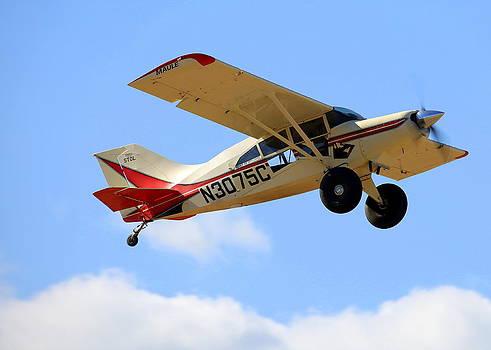 John King - Maule M-7-235A STOL Fly-By N3075C