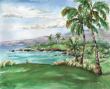 Mauna Kea's Signature Hole by Lisa Bunge