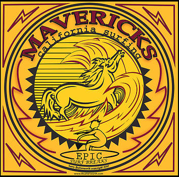 Larry Butterworth - MAVERICKS HALF MOON BAY CALIFORNIA
