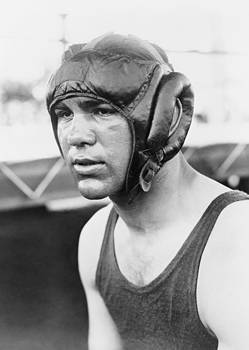 Max Schmeling, Wearing Protective by Everett