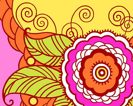 Nancy Lorene - MAY FLOWER Boho Summer