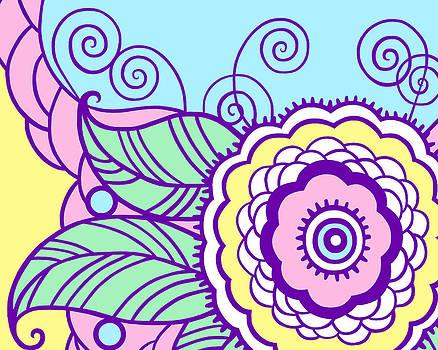 Nancy Lorene - MAY FLOWER Easter Morning