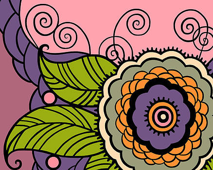 Nancy Lorene - MAY FLOWER Victorian Spring