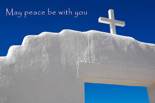 Marilyn Hunt - May peace be with you
