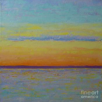 May Sunset by Gail Kent
