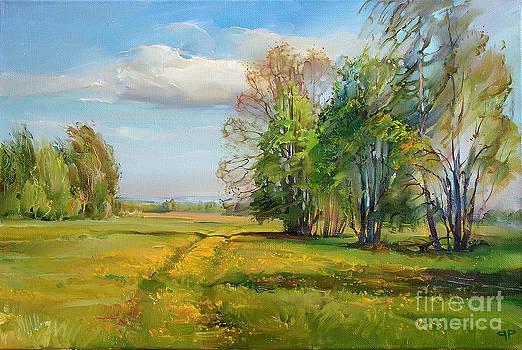 May wind by Roman Romanov