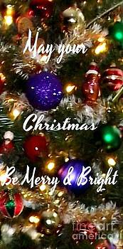 Gail Matthews - May Your Christmas Be Merry and Bright