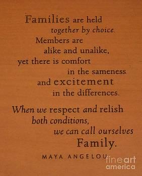 Bob Sample - Maya Angelou Quote 1