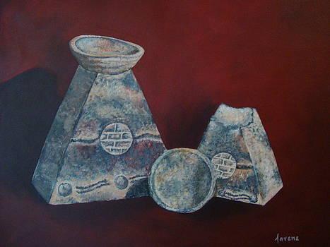 Mayan Art by Lorena Bishop