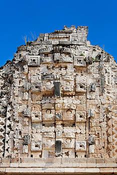 Jo Ann Snover - Mayan carvings