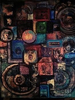 Mayan Dream by Marilyn  Sahs