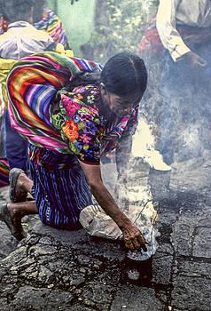 Mayan Incense by Tina Manley