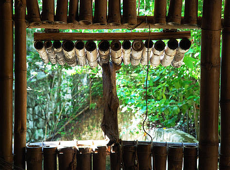 Ramunas Bruzas - Mayan Window